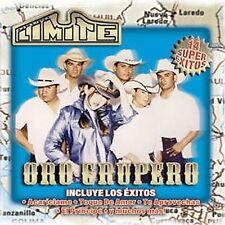 Grupo Limite : Oro Grupero CD
