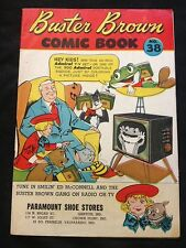 BUSTER BROWN #38 VG Condition
