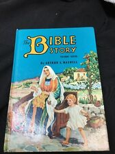 Vintage 1956 The Bible Story Volume Seven By Arthur S. Maxwell Hardcover