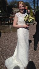 Mori Lee 1901 Wedding Dress Size 10/12