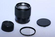Mamiya Sekor SX 85mm f1.7 FAST telephoto lens in M42 screw mount. Sony a7III