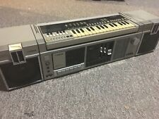 Vintage Stereo- FISHER SC-300 w/ Synthesizer Cassette Deck Boombox Ghettoblaster