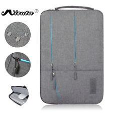 15 Zoll NOTEBOOK Laptop TASCHE Hülle fr 15,6 Macbook Pro Retina Schutz Case Grau