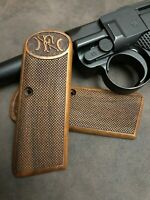 Browning FN 1922  32 Cal walnut wood grips set