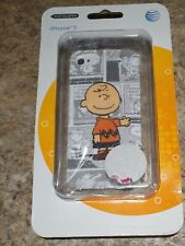 iLuv iPhone 5 Case Cartoon Charlie Brown Comic Peanuts Schultz AT&T Cell Snoopy