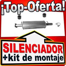 Silenciador intermedio LAND ROVER DISCOVERY I 2.5 TDi 113HP Escape 6A6