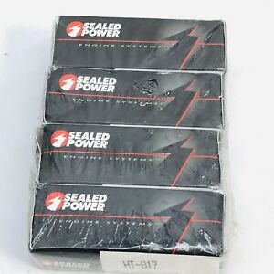 LOT OF 4 SEALED POWER # HT-817 HYDRAULIC ENGINE VALVE LIFTER