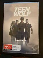 Teen Wolf : Season 4 (DVD, 2015, 3-Disc Set) FREE OZ POST!