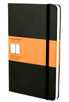 MOLESKINE RULED Notebook Classic Black Sketching Writing Paper Journal Note Book