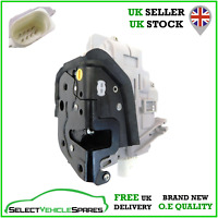 NEW AUDI A3 8P / A4 B7 / A6 C6 / A8 PASSENGER FRONT LEFT DOOR LOCK ACTUATOR MECH