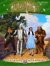 The Wizard of Oz Deluxe Songbook: Piano/Vocal/Chords by E y Harburg...