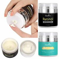 (MABOX) Retinol Moisturizer Anti-aging Cream Hyaluronic Acid Vitamin Skin Care