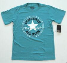 T-shirts et hauts bleus coton mélangé avec des motifs Logo pour garçon de 2 à 16 ans