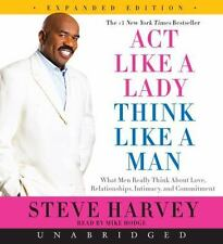 Act Like a Lady Think Like a Man (Audio Book MP3 ) only