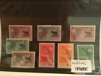 Maldives Islands mounted mint olympics stamps R21405