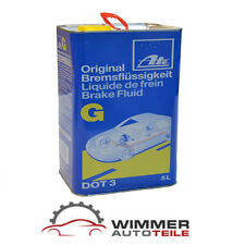1x 5 Liter Original ATE G Bremsflüssigkeit DOT3 Kanister 5L – Brake Fluid 5000ml