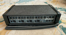 More details for carlsbro cobra pa100 powered pa amplifier, vintage, used