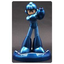 "2016 Capcom Mega Man Blue Megaman 25th Anniversary 9"" Inch Resin Statue USA"