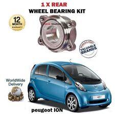 para Peugeot ION eléctrico 2010- > 1x Kit de rodamientos rueda trasera