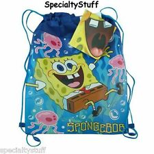 NEW SpongeBob SQUAREPANTS NON WOVEN SLING BAG PARTY BAG PARTY FILLER