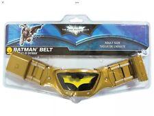 Batman Dark Knight De Adultos DC Cinturón de herramientas Accesorio Disfraz Cosplay LARP Vestido de fantasía