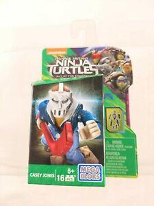 Mega Bloks Nickelodeon Teenage Mutant Ninja Turtles Casey Jones Mini Figure