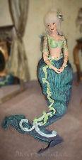 Katherine´s Collection Mermaid Doll Meerjungfrau Nixe Wayne Kleski Lebensgroß