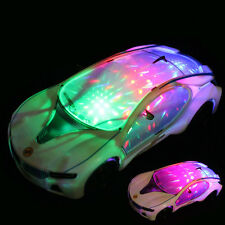 Flash Light BMW Electric Music Toy Car Multicolor Children Toy Gift Best Quality