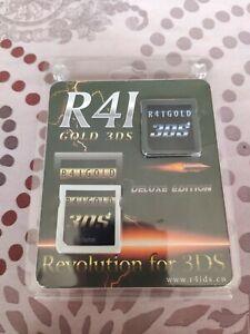 Lot de 2 R4i Gold 3DS Neuf