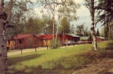 1959 THUNDERBIRD RESORT  on Lac Des Milles Lacs, UPSALA, ONTARIO CANADA