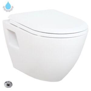 Hänge Wand Dusch WC Taharet Bidet Toilette Aloni NEU & OVP