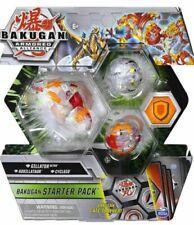 Bakugan Armored Alliance Dragonoid X Tretorous Deka Diamond Clear Variant