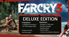Far Cry 3 Deluxe Edition Steam Gift (PC) - Region Free -