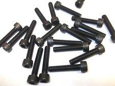 High tensile. Socket cap screws. Hex head. Allen bolt screws. DIN912. M3 - M10.