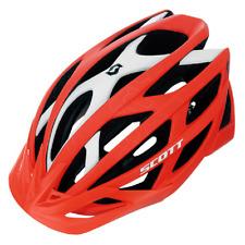 Scott wit – Casco da ciclismo Unisex adulto wit CE Rosso S