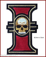 Inquisition Logo Symbol Warhammer 40,000 [3.5 Inches] Patch Iron on