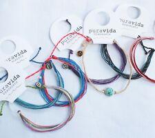 Mix Lot 5 random PURA VIDA Friendship Bracelets & Viva la Vida NEW