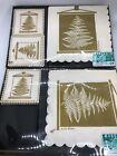 Monogram+of+California+San+Francisco+vintage+paper+napkins+coasters+partly+used