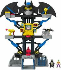 Fisher-Price Imaginext Transforming DC Super Friends Batman Batcave Ships CHH91