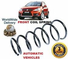 FOR SUZUKI SX4 AUTOMATIC FWD 1.6 16v HATCHBACK 2006--> NEW FRONT COIL SPRING