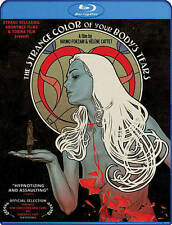The Strange Colour of Your Bodys Tears (Blu-ray Disc, 2014)
