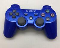 SONY CECHZC2U PlayStation 3 DualShock 3 PS3 Wireless Controller Blue - B25
