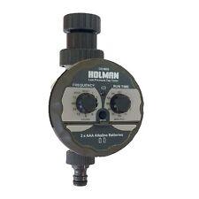 Holman ELECTRONIC LOW PRESSURE TAP TIMER 600kpa, 3 Step Programming *Aust Brand
