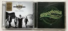 STEREOPHONICS -  JUST ENOUGH EDUCATION CD ALBUM + DECADE IN THE SUN BEST OF CD