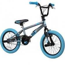 16 Zoll BMX deTOX Bike Fahrrad Freestyle Kinderfahrrad Kinder Jugend Rad Pegs