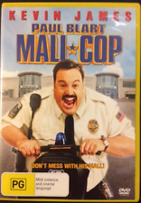 Paul Blart Mall Cop Region 4 DVD Very Good condition