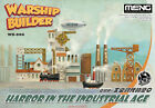 Meng WB-006 Warship Builder Harbor In The Industrial Age Model 2019 HOT
