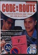 se CODE DE LA ROUTE -SOLUTION POUR REUSSIR SON CODE -PC CD-ROM -