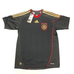 Adidas DFB Duetscher Fussball Bund Soccer Football Away Jersey Mens XL P41457