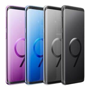Samsung Galaxy S9 Plus SM-G965U 64GB Unlocked Android Smartphone - Very Good
